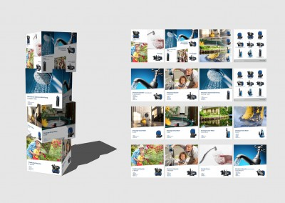 DAB promotional boxes image