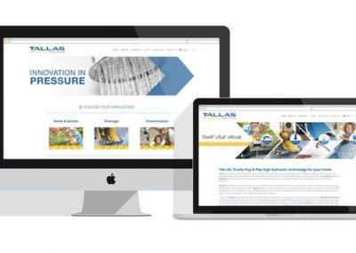 tallaspumps web page